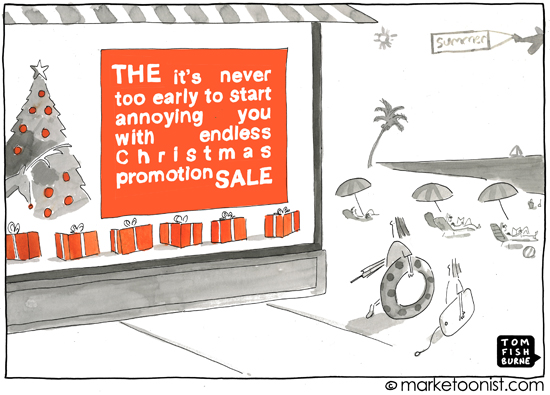 Holiday Advertising