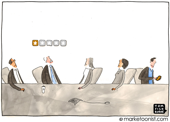 """online reviews"" cartoon"