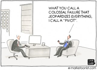 """Pivot"" cartoon"