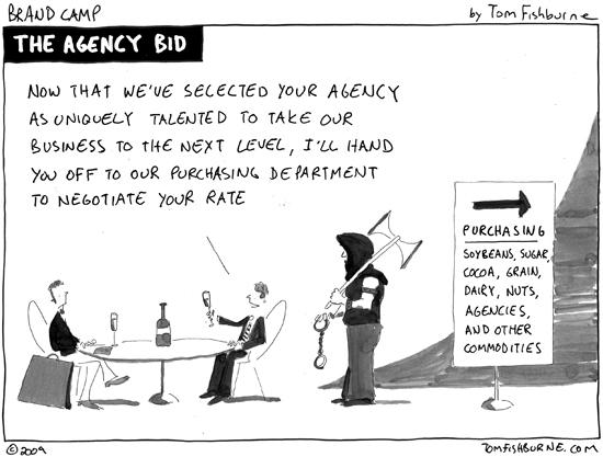 agency bid