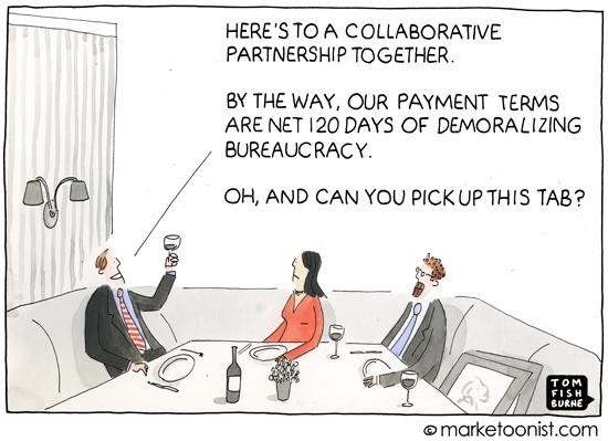 Quot Client Agency Relationships Quot Cartoon Marketoonist Tom