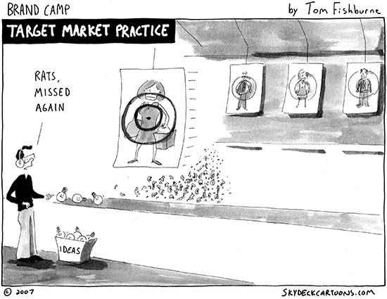 Khalayak sasaran dalam belajar marketing online