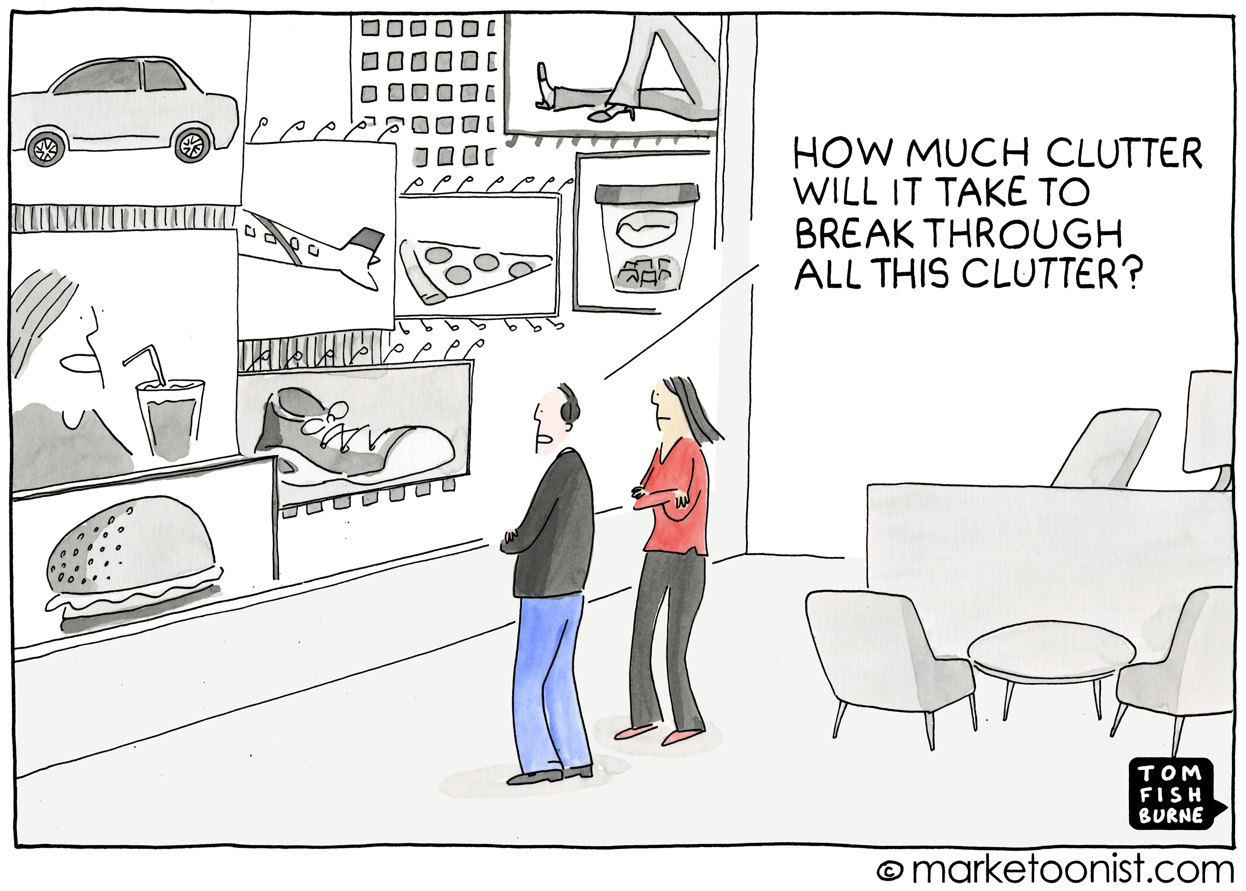 Advertising Clutter