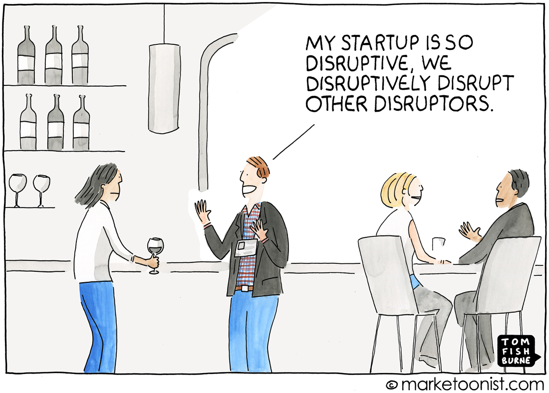 disruptive innovation examples