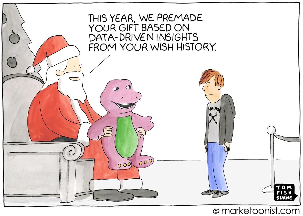 Machine Learning Cartoon Marketoonist Tom Fishburne