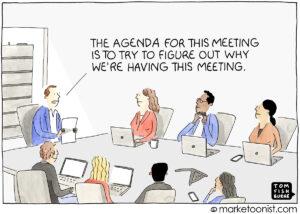 Meetings cartoon