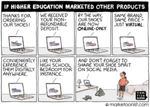 Value Proposition cartoon