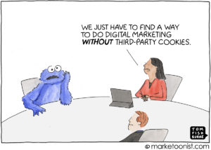 Marketing Beyond Cookies cartoon