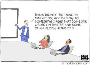 Next Big Thing cartoon