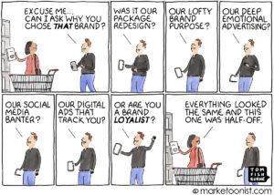 Brand Choice cartoon
